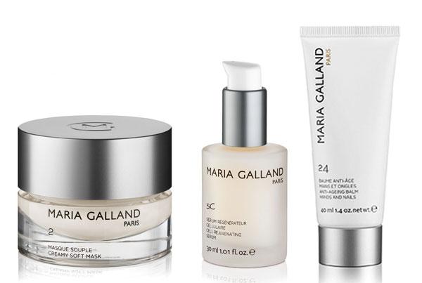 Nos produits Maria Galland